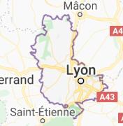 Département Rhône 69