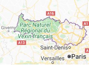 Département Val d'OIse 60